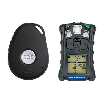 Picture of MSA 4XR Multi Gas Detector With Lone Worker Device