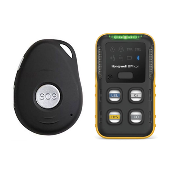 Picture of Honeywell BW Icon With Lone Worker Device
