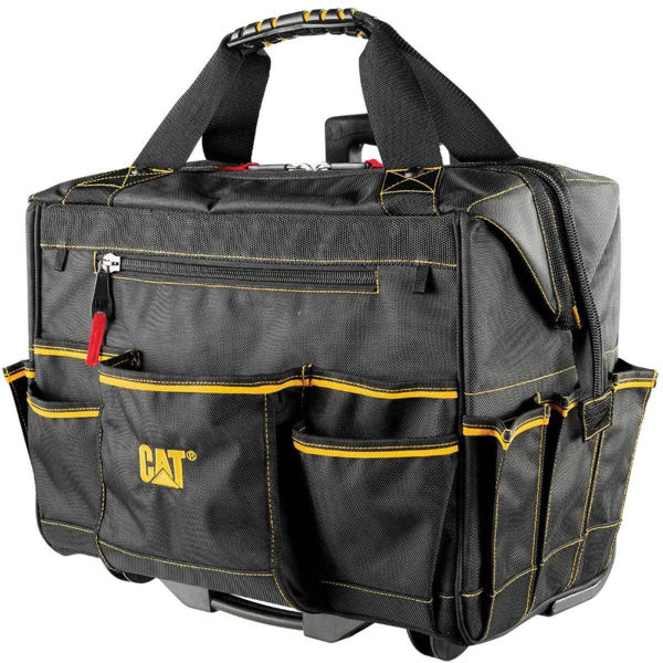 """Picture of Caterpillar 18"""" Pro Rolling Tool Bag (HPP)"""