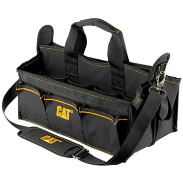 """Picture of Caterpillar 17"""" Tech Tote Bag (MPP)"""