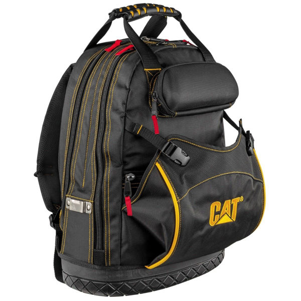 """Picture of Caterpillar 18"""" Pro Tool Backpack (HPP)"""