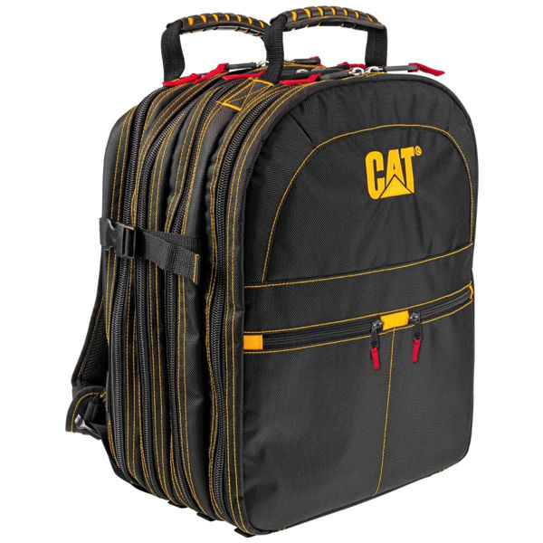 """Picture of Caterpillar 17"""" Pro Tool Backpack (HPP)"""