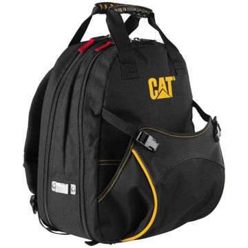 """Picture of Caterpillar 17"""" Tech Tool Backpack (MPP)"""