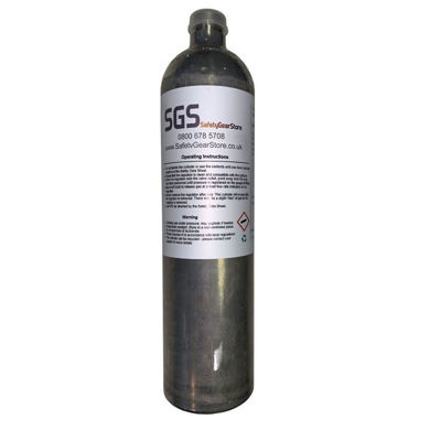 Picture for category Four Gas Cylinders