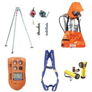 Picture for category Confined Space Kit
