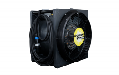 Picture for category ATEX Certified Extraction Fans