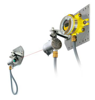 XNX Transmitter, HART® over 4-20mA output and 3 fault/alarm relays and local HART® interface port, ATEX/IECEx, 4 x M25 entries, painted Aluminium, configured for Optima Plus and Excel