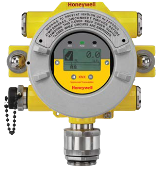 XNX-RMSV-NNIC1 XNX Gas Detector, HART® over 4-20mA output, CU-TR, 4 x M25 entries, painted 316SS, includes MPD IR CO2 sensor 0-5%v/v