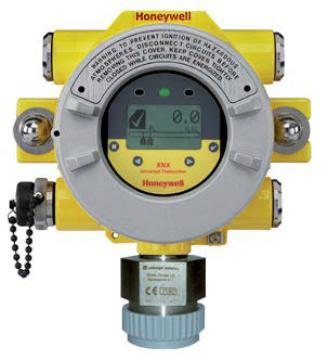 "Honeywell XNX-UTSV-NNNNN XNX Transmitter, HART® over 4-20mA output, UL/CSA, 5 x 3/4""NPT entries, painted 316SS, configured for 705 High Temperature Sensor"