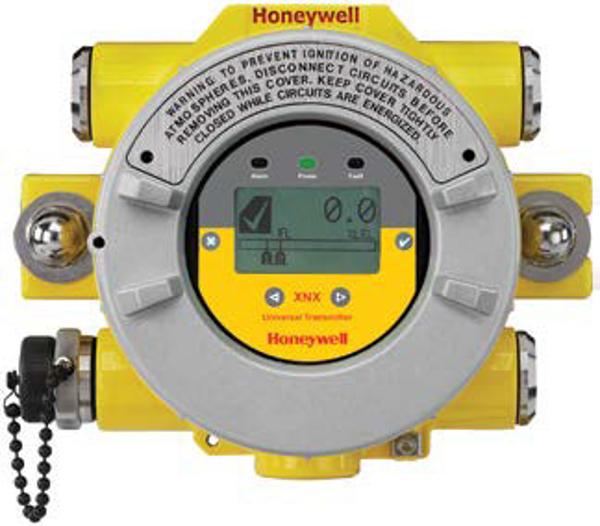 "XNX-UTSE-NNNNN XNX Transmitter, HART® over 4-20mA output, UL/CSA, 4 x 3/4""NPT entries, painted 316SS, configured for XNX toxic and oxygen sensors"