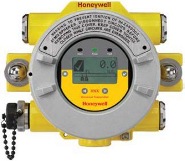 """XNX-UTAE-NNNNN XNX Transmitter, HART® over 4-20mA output, UL/CSA, 4 x 3/4""""NPT entries, painted Aluminium, configured for XNX toxic and oxygen sensors"""