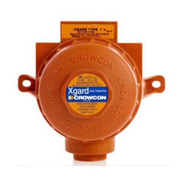 Xgard Type 5 Flameproof Flammable Gas Detector With 4-20mA Output