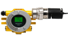 2108N4010N Optima Plus Gas Detector, hydrocarbon version, 4 to 20mA output, ATEX/IECEx, M25 thread spigot, electro polished 316SS, includes pre-fitted remote gassing cell, polyester mesh dust barrier, nylon weather protection housing and LNP Faradex deluge/sunshade