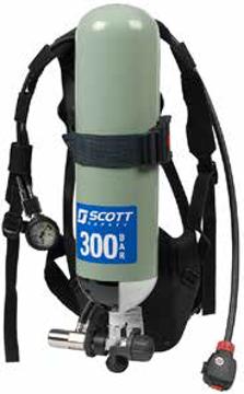 Scott Sigma 2 Type 2 Breathing Equipment