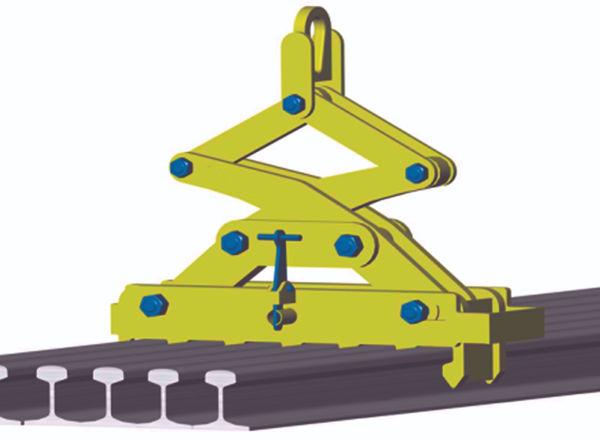 Camlok MRC 'Interchangeable' Multi Rail Grabs - Auto Comb Latch