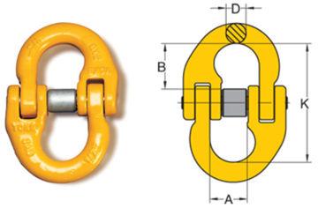 William Hackett Component Connector (Lashing)