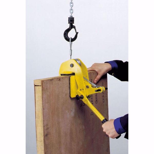 Camlok TPZ Board Clamps
