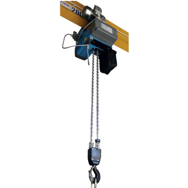 Tractel Volt Trac Electric Chain Hoist
