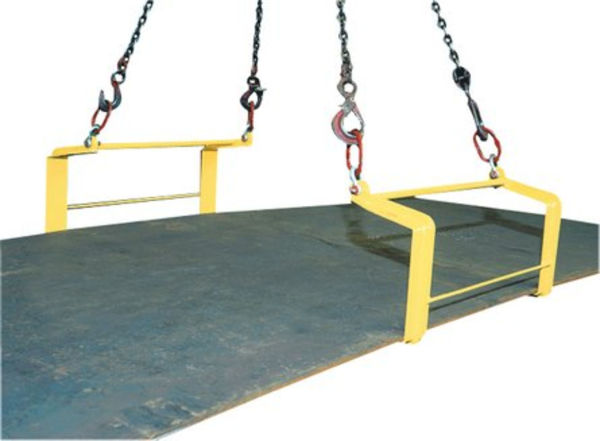 Tractel QR Double Lifting Hook