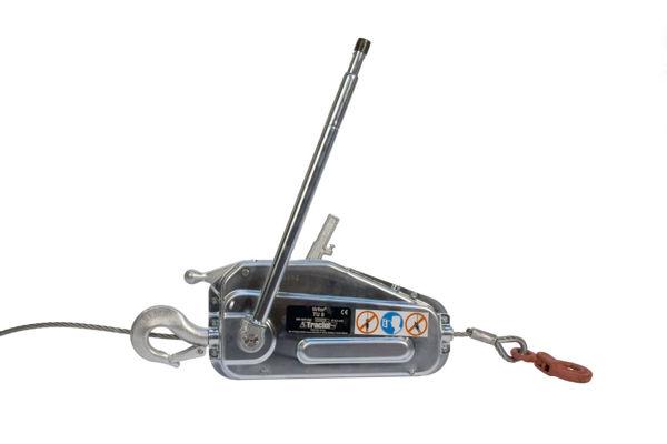 Tractel Tirfor TU32 Wire Rope Hoist