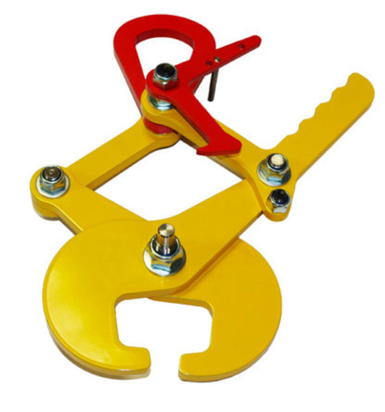 Tractel PR Lifting Clamp for Rail Profile
