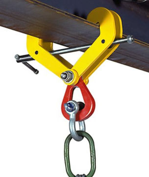Tractel GP Beam Clamp W/ Screw Spindle
