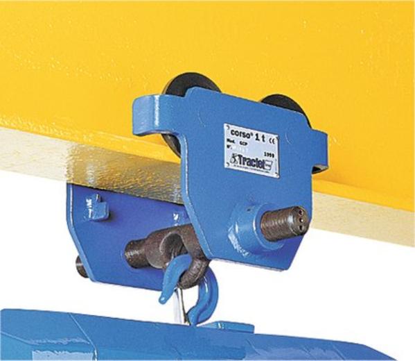 Tractel Corso Push Trolley - Material Handling