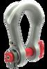 Crosby Dynamometer Shackles - G2160