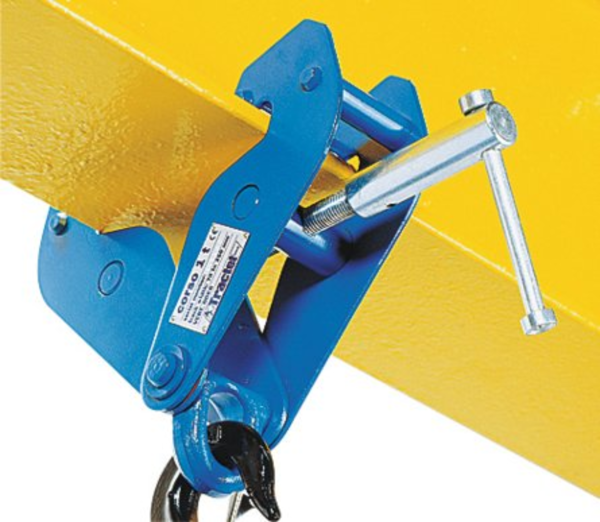 Tractel Corso Beam Clamps for Material Handling