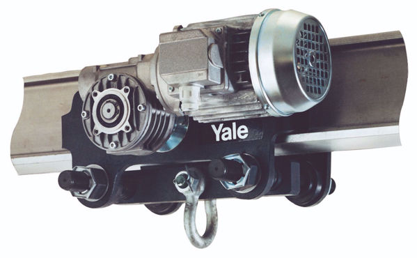 Yale VTE-U Electric Travel Trolley - Without L.V Controls