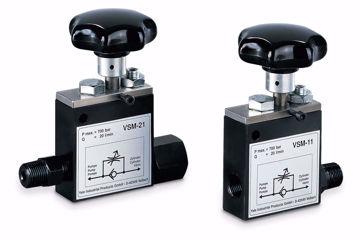 Yale VSM/VHM Safety Check/Throttle and Shut-Off Valves