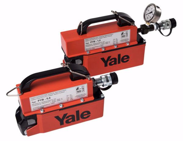 Yale PYB 'Cordless' Battery Power Pump