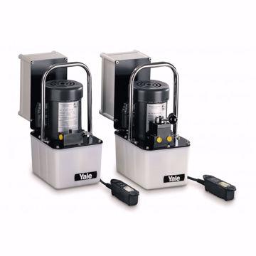 Yale PY 'Portable' Hydraulic Power Pumps