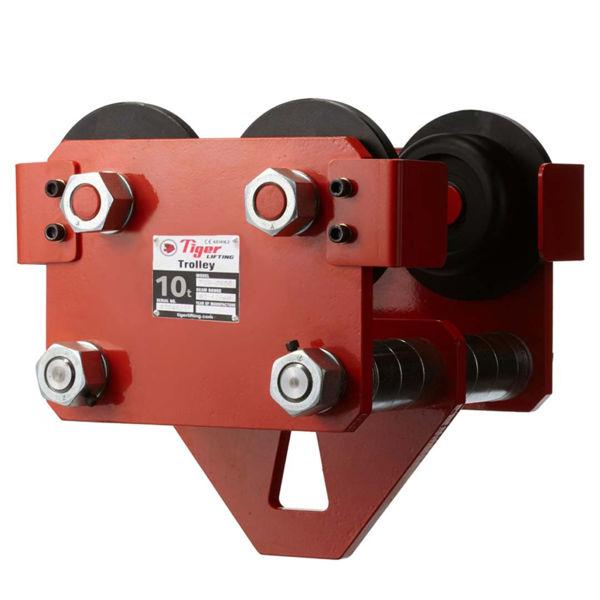 Tiger TPS/TPT Heavy Duty Plain/Push Trolley