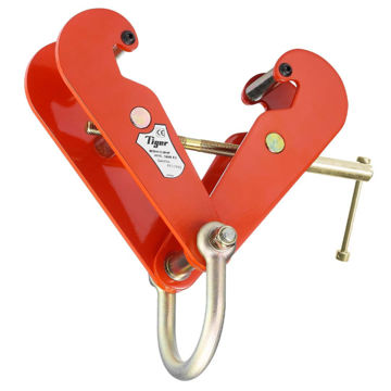 Tiger Lifting BCS Beam Clamp With Shackle