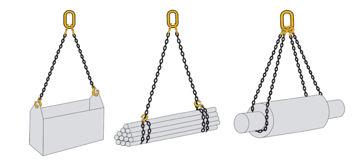 William Hackett Grade 8 Double Leg Chain Sling