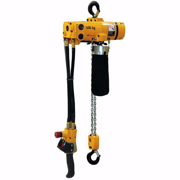 CPA Heavy Duty Pneumatic Chain Hoist - Hook Suspension