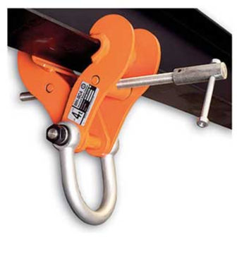 William Hackett WH-BC Fixed Jaw Super Clamp