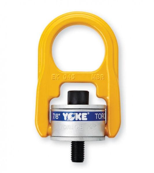 William Hackett Swivel Hoist Ring W/ Alloy Steel Washer - UNC