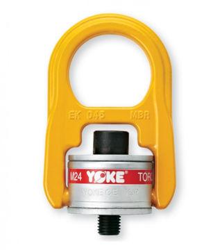 William Hackett Swivel Hoist Ring W/ Alloy Steel Washer