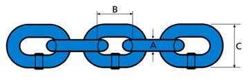 William Hackett Grade 10 Lifting Chain