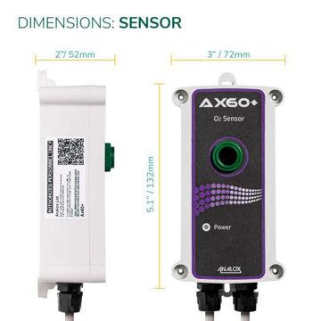 Analox O2 sensor