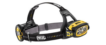 ATEX HT-500 Petzl Duo Z1 RECHARGEABLE HEADTORCH