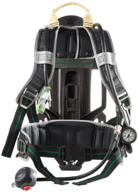 Picture for category Self Contained Breathing Apparatus (SCBA)