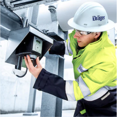 Picture for category Fixed Gas Detection