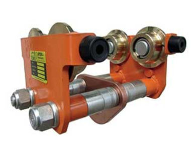 Picture for category ATEX Hoists and Trolleys