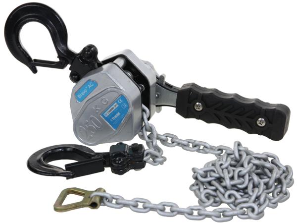 Tractel Bravo AC Aluminium Ratchet Lever Hoist