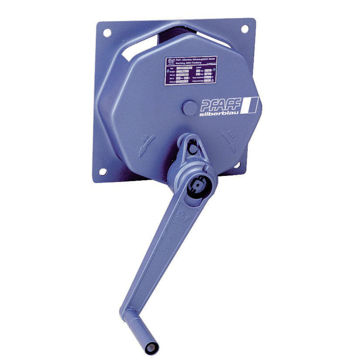Pfaff SW-W 'Wall-Mounted' Wire Rope Winches (SG)
