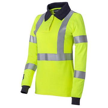 ProGARM 5287 Ladies Arc Polo Shirt