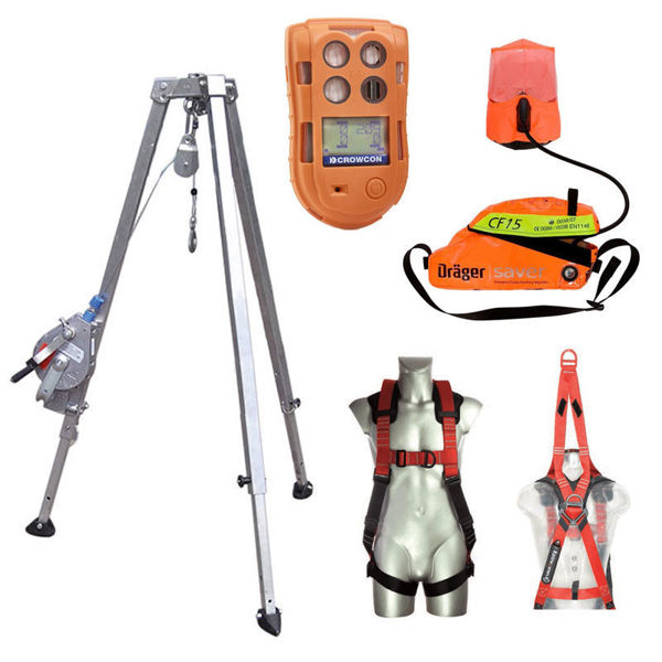 SGS Confined Space Kit - Tripod